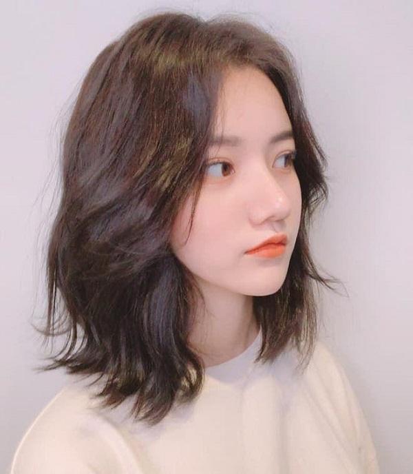 tóc ít nên cắt kiểu gì